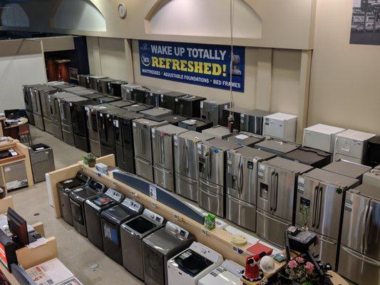 Big George S Home Appliance Mart 2023 W Stadium Blvd Ann Arbor Mi Major Appliances Mapquest