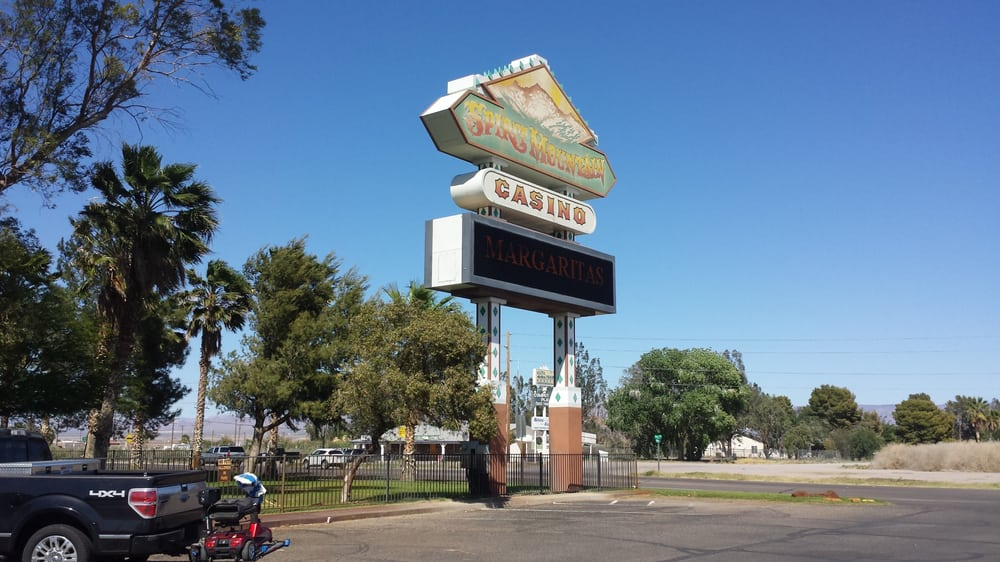 Spirit mountain casino mohave valley az slot machine bonuses