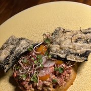 Photo of Redbird - Los Angeles, CA, United States. GRASS FED BEEF TARTARE