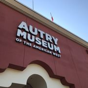 Photo of Autry Museum of the American West - Los Angeles, CA, United States. Outside the Autry.