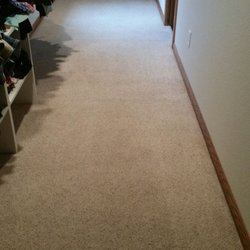 Photo of Heaven's Best Carpet Cleaning - Stockton, CA, United States. Master closet
