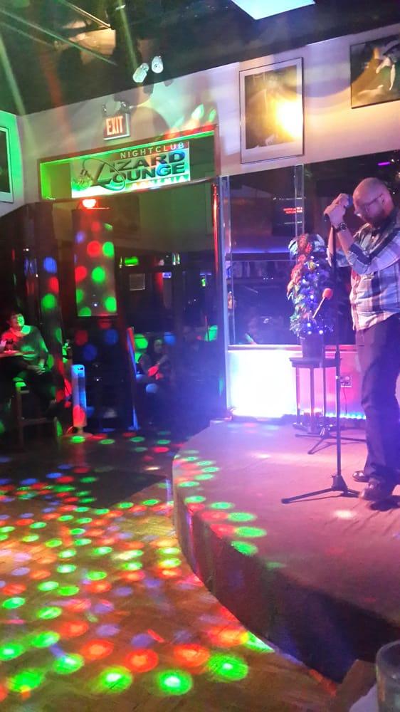 Lizard Lounge. Stage. - Yelp