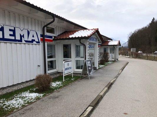 Birkenstock Outlet in Oberau (Bayern)