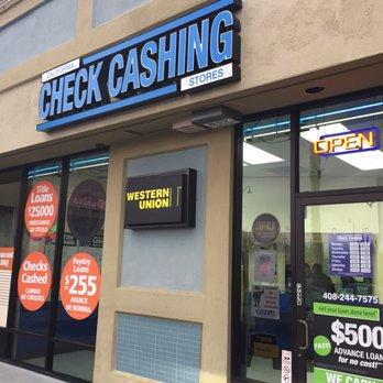 California Check Cashing Stores - Check Cashing/Pay-day Loans - 2325 El  Camino Real, Santa Clara, CA - Phone Number - Yelp