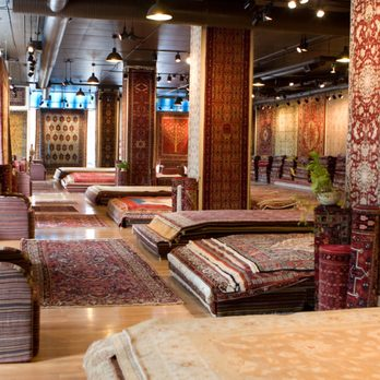 Shabahang Sons Persian Carpets 45