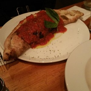 Tops Pizza Italian 174 High Street Acton London