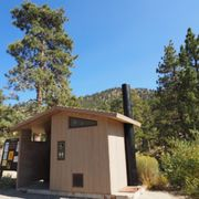 Photo of Angeles Crest Highway - La Canada, CA, United States. Bathrooms available at some stops