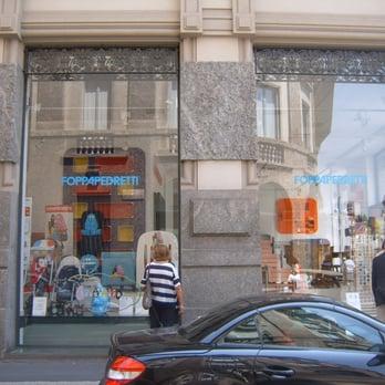 Foppapedretti - Casa e giardino - Corso Monforte 20, Centro ...