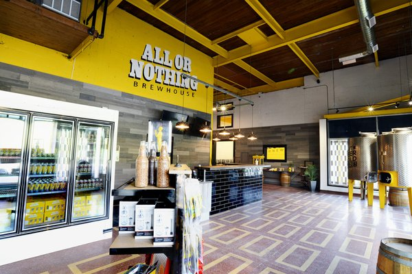 Image result for all or nothing brewery