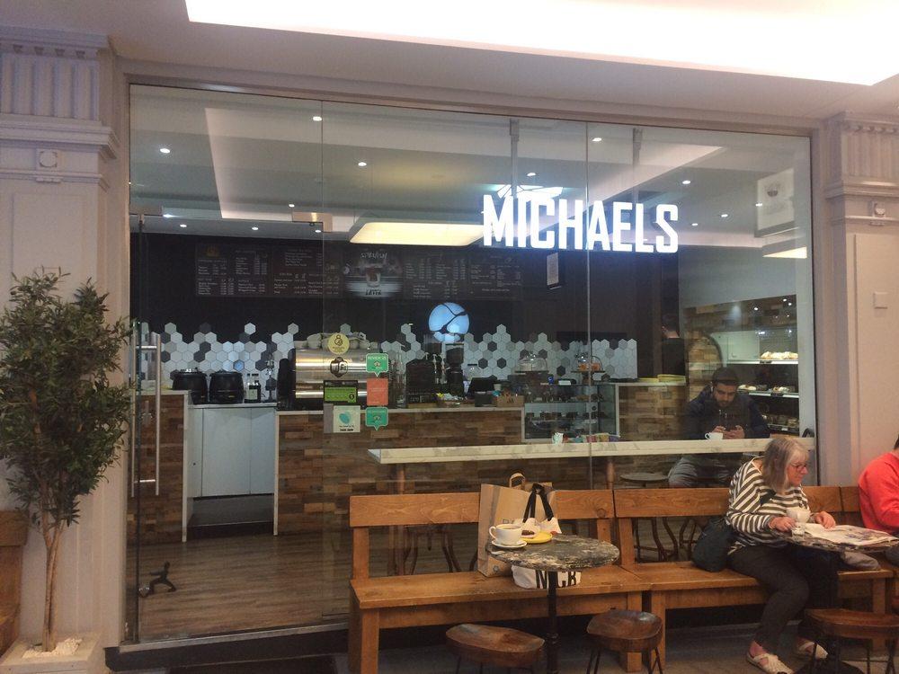 Michaels Coffee House Coffee Tea Shops Cross St City