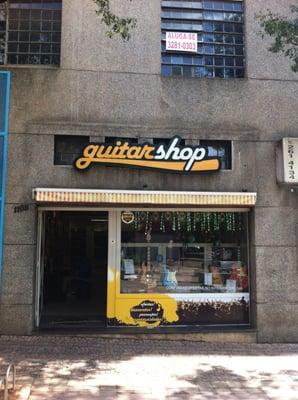 Guitar Shop - Instrumentos Musicais & Professores - R