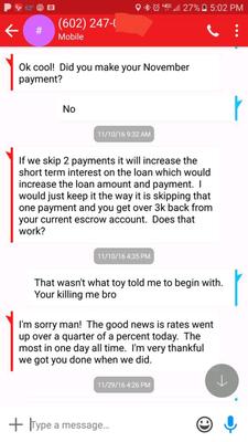 sebonic financial yelp