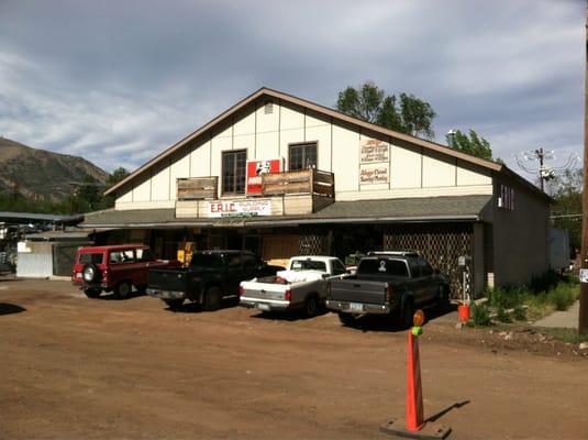 Eric Building Supply 2112 N West St Flagstaff Az Building Materials Mapquest