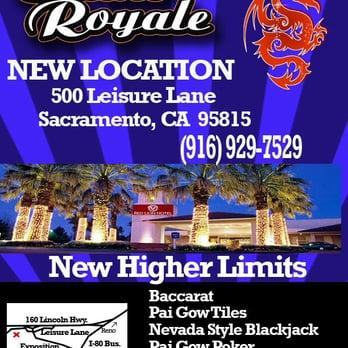 Sacramento poker open casino royale all slots casino no download