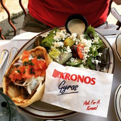 Greek Cuisine - Stop'n Cafe - CLOSED