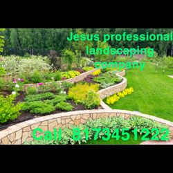 Jesus Professional Landscaping Company Landscaping Fort Worth Tx Phone Number Yelp