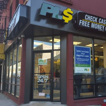 Pls Check Cashers Check Cashing Pay Day Loans 993 Nostrand Ave Crown Heights Ny Phone Number Yelp