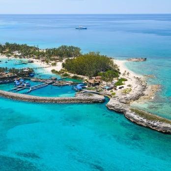 Blue Lagoon Island In The Bahamas Yelp