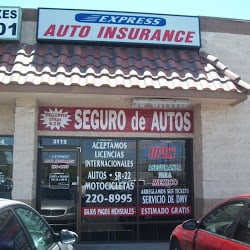 Express Auto Insurance 3112 Las Vegas Blvd N Las Vegas Nv