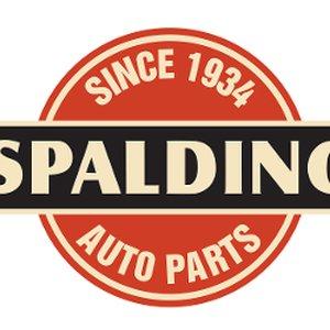 Spalding Auto Parts logo