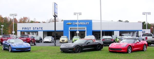 First State Chevrolet 22694 Dupont Blvd Georgetown De Auto Dealers Mapquest