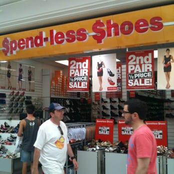 spendless shoes pacific fair