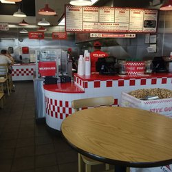 Five Guys 93 Photos 93 Reviews Fast Food 1321 W Sunset
