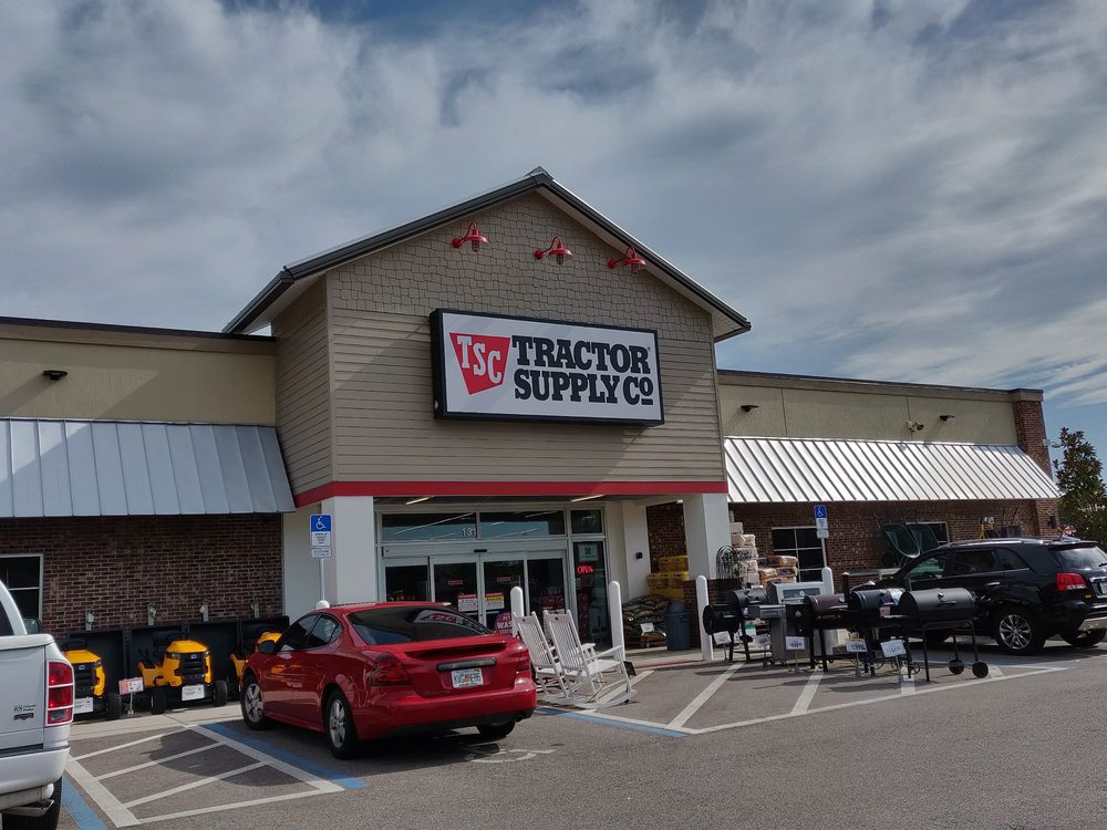 Tractor Supply 10 Photos Hardware S 131 W 2nd St