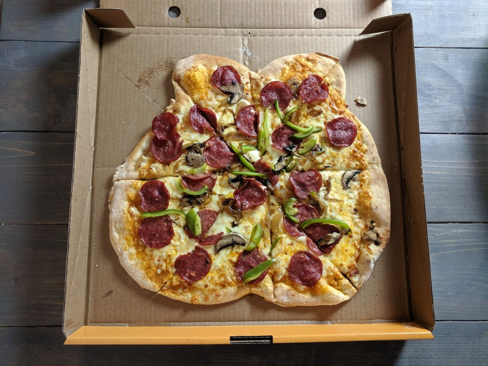 Garfieldeats Takeout Delivery 19 Photos Pizza 995 Bloor Street W Dufferin Grove Toronto On Restaurant Reviews Phone Number Yelp