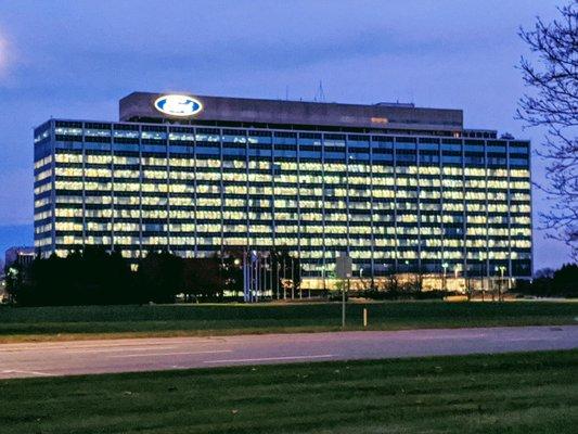 Ford World Headquarters 1 American Rd Dearborn Mi Auto Financing Mapquest