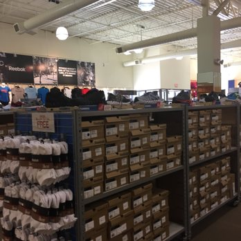 reebok factory outlet locations