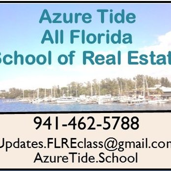 Azure tide realty all florida school of real estate