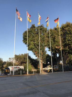 Chula Vista City Limit Sign Fridge Magnet
