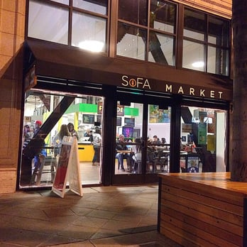 Sofa Market 387 S First St Downtown