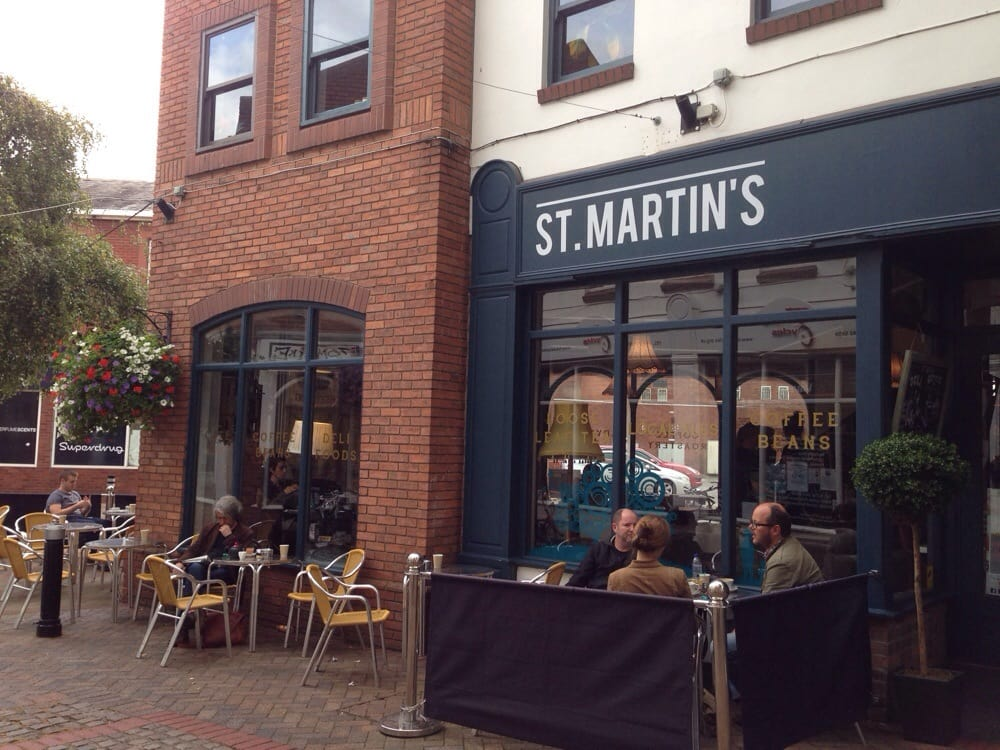 St Martins Coffee And Tea Shoppe Yelp