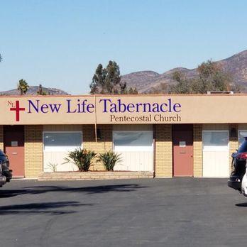 New Life Tabernacle Pentecostal Church Churches 7590 El Cajon Blvd La Mesa Ca Phone Number Yelp