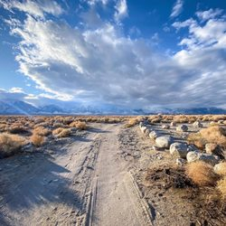 Photo of Manzanar National Historic Site - Independence, CA, United States. Reservoir road
