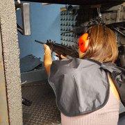Photo of SWAT Gun Club - Honolulu, HI, United States. Uzi