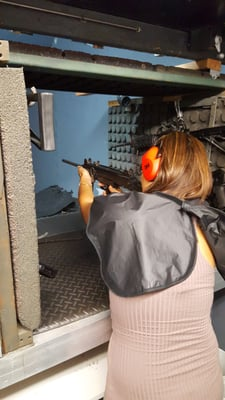 Photo of SWAT Gun Club - Honolulu, HI, US. Uzi
