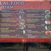 Photo of Mashallah Halal Food Truck - El Cerrito, CA, United States. Menu - February 2020