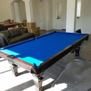Expert Pool Table Moving Recovering 2019 All You Need To