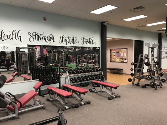 Pumps Real Fitness For Women 206 W Cummings Park Woburn Ma Health Clubs Gyms Mapquest
