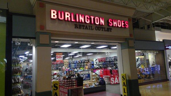 Burlington Shoes 2700 Potomac Mills Cir