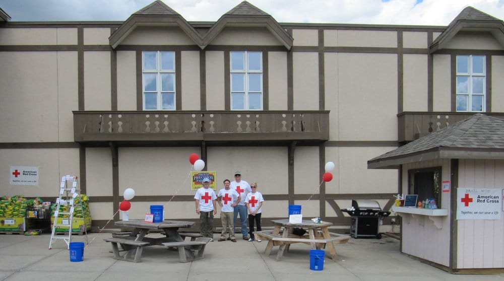 Photo of Proud Precision Painters - Wauwatosa, WI, United States. Red Cross Benefit Sponsored by Proud Precision