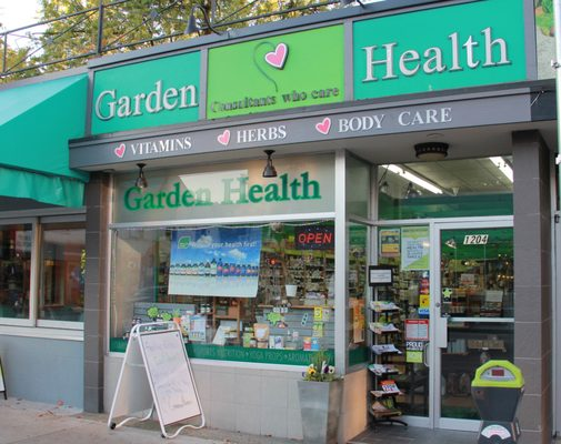 Garden Health Takeout Delivery 24 Photos 14 Reviews Cosmetics Beauty Supply 1204 Davie Street West End Vancouver Bc Phone Number Yelp