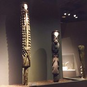 Photo of Bowers Museum - Santa Ana, CA, United States. Grade Statues