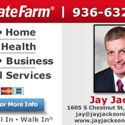 Jay Jackson State Farm Insurance Agent 34 Photos Insurance 1605 S Chestnut Dr Lufkin Tx Phone Number Yelp