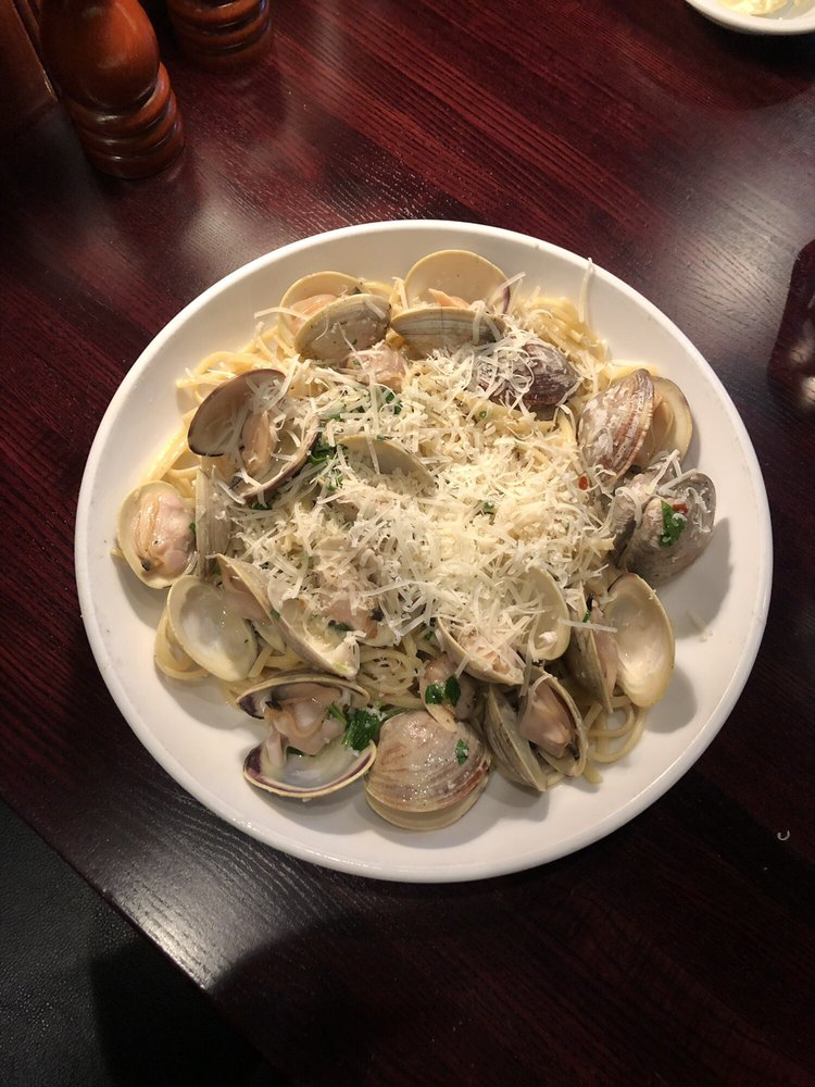 Photo of Calo Ristorante - Chicago, IL, United States. Linguini and clams. This is my go to.