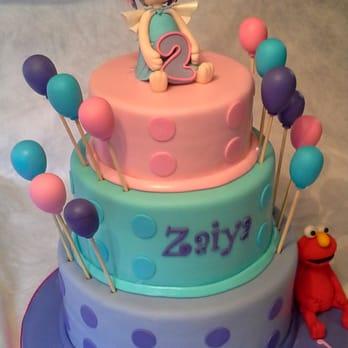 Miraculous Abby Caddaby Elmo Theme Birthday Cake Yelp Funny Birthday Cards Online Necthendildamsfinfo