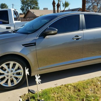 Arizona Window Tint Law >> New Tint On The Car Legal In Front Limo In Back Yelp